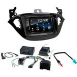 Opel Adam depuis 2013 et Opel Corsa depuis 2014 : Poste radio 2-DIN avec CD/USB/Bluetooth avec ou sans écran tactile