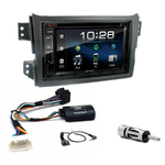 Opel Agila et Suzuki Splash depuis 2008 : Poste radio 2-DIN avec CD/USB/Bluetooth avec ou sans écran tactile