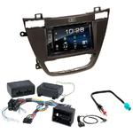 Opel Insignia de 11/2008 à 2013 : Poste radio 2-DIN avec CD/USB/Bluetooth avec ou sans écran tactile