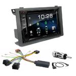 Saab 9.3 depuis 2006 : Poste radio 2-DIN avec CD/USB/Bluetooth avec ou sans écran tactile