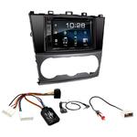 Subaru Forester, Impreza et XV depuis 2014 : Poste radio 2-DIN avec CD/USB/Bluetooth avec ou sans écran tactile