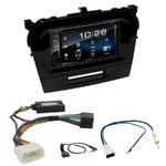 Suzuki Vitara depuis 2015 : Poste radio 2-DIN avec CD/USB/Bluetooth avec ou sans écran tactile