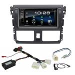 Toyota Yaris depuis 2014 : Poste radio 2-DIN avec CD/USB/Bluetooth avec ou sans écran tactile
