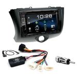 Toyota Yaris de 1999 à 2003 : Poste radio 2-DIN avec CD/USB/Bluetooth avec ou sans écran tactile