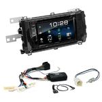 Toyota Auris depuis 2013 : Poste radio 2-DIN avec CD/USB/Bluetooth avec ou sans écran tactile