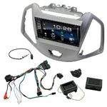 Ford Ecosport : Poste radio 2-DIN avec CD/USB/Bluetooth avec ou sans écran tactile