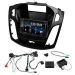 Ford Focus depuis 2015 : Poste radio 2-DIN avec CD/USB/Bluetooth avec ou sans écran tactile