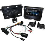 Ford Ranger et Everest depuis 2015 : Poste radio 2-DIN avec CD/USB/Bluetooth avec ou sans écran tactile