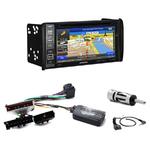 Pack autoradio GPS Ford Mondeo de 1999 à 2003 - iLX-F903D, INE-W990HDMI, INE-W710D ou INE-W987D au choix