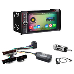 Pack autoradio Android GPS Ford Mondeo de 1999 à 2003 - WIFI Bluetooth écran tactile HD