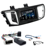 Honda Accord depuis 2013 : Poste radio 2-DIN avec CD/USB/Bluetooth avec ou sans écran tactile