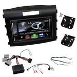 Autoradio Navigation CarPlay et Android Auto DNX5180BTS, DNX451RVS ou DNX8180DABS Honda CR-V depuis 2012
