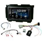 Honda HR-V de 2012 à 2018 : Poste radio 2-DIN avec CD/USB/Bluetooth avec ou sans écran tactile
