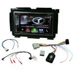 Autoradio Navigation CarPlay et Android Auto DNX5170BTS, DNX450TR ou DNX8170DABS Honda HR-V depuis 2012