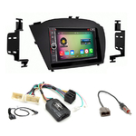 Pack autoradio Android GPS Hyundai ix35 de 2013 à 2016 - WIFI Bluetooth écran tactile HD