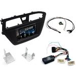 Hyundai i20 depuis 2014 : Poste radio 2-DIN avec CD/USB/Bluetooth avec ou sans écran tactile