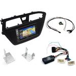 Pack autoradio GPS Hyundai i20 depuis 2014 - iLX-702D, iLX-F903D, INE-W990HDMI ou INE-W710D au choix