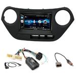 Autoradio 2-DIN Alpine Hyundai i10 depuis 2014 - CDE-W296BT, IVE-W560BT ou ILX-F903D AU CHOIX