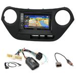 Pack autoradio GPS Hyundai i10 depuis 2014 - INE-W990HDMI, INE-W710D, INE-W987D ou ILX-702D au choix