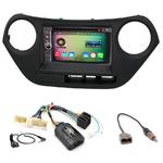 Pack autoradio Android GPS Hyundai i10 depuis 2014 - WIFI Bluetooth écran tactile HD