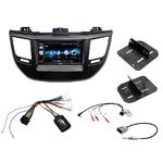 Autoradio 2-DIN Alpine Hyundai Tucson depuis 2015 - CDE-W296BT, IVE-W560BT ou ILX-F903D AU CHOIX