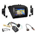 Pack autoradio GPS Hyundai IX35 de 2013 à 2016 - iLX-702D, INE-F904D, INE-W611D ou INE-W720D au choix