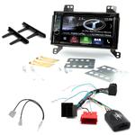 Autoradio Navigation CarPlay et Android Auto DNX5180BTS, DNX451RVS ou DNX8180DABS Kia Rio de 2008 à 2011