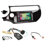 Pack autoradio Android GPS Kia Rio depuis 03/2015 - WIFI Bluetooth écran tactile HD