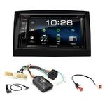 Kia Sportage depuis 2016 : Poste radio 2-DIN avec CD/USB/Bluetooth avec ou sans écran tactile