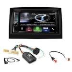 Autoradio Navigation CarPlay et Android Auto DNX5180BTS, DNX451RVS ou DNX8180DABS Kia Sportage depuis 2016