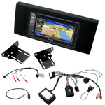 Pack autoradio GPS Range Rover Vogue de 2006 à 2012 - iLX-702D, INE-F904D, INE-W611D ou INE-W720D au choix