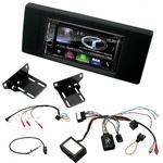 Autoradio Navigation CarPlay et Android Auto DNX5180BTS, DNX451RVS ou DNX8180DABS Range Rover Vogue de 2006 à 2012