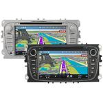 Autoradio GPS Ford Focus, Mondeo, S-Max & Galaxy