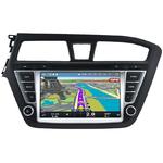 Autoradio GPS Waze Android Hyundai i20 depuis 2015