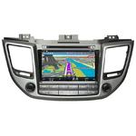 Autoradio Android 8.1 GPS Waze Hyundai Tucson de 2015 à 2018