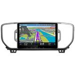 Autoradio GPS Waze Android Kia Sportage depuis 2016