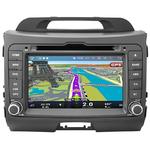 Autoradio GPS Kia Sportage de 2010 à 2013