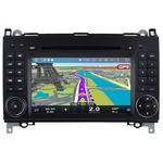 Autoradio Android GPS DVD Mercedes Classe A, Classe B, Vito et Viano
