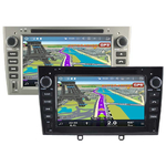 Autoradio Android 8.1 GPS Waze Peugeot 308 et RCZ