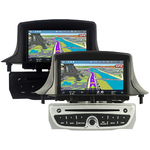 Autoradio GPS Android Renault Mégane 3
