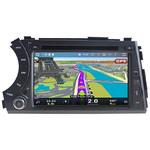 Autoradio GPS Ssangyong Actyon & Kyron de 2006 à 2010