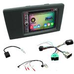 Pack autoradio Android GPS Volvo S60 et Volvo V70 de 2000 à 2004 - WIFI Bluetooth écran tactile HD