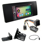 Pack autoradio Android GPS Range Rover L322 de 2002 à 2005 - WIFI Bluetooth écran tactile HD