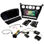 Pack autoradio Android GPS BMW Série 5 E60 de 2003 à 2007 - WIFI Bluetooth écran tactile HD