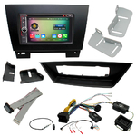 Pack autoradio Android GPS BMW X1 de 2009 à 2015 - WIFI Bluetooth écran tactile HD