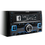 Autoradio 2-DIN Alpine CDE-W296BT : CD/USB/Bluetooth mains libres