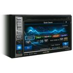 Station Multimédia embarquée 2-DIN Alpine IVE-W585BT : écran tactile et Lecteur DVD/USB/Bluetooth mains libres