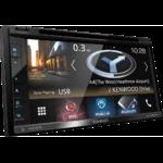 Autoradio & GPS Kenwood DNX-5180BTS | Récepteur AV avec contrôle smartphone & Bluetooth