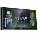 Autoradio tactile, Mains libres Bluetooth et USB - KW-M741BT