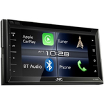 Autoradio JVC KW-V820BT - 2 DIN DVD USB iPod iPhone Bluetooth CarPlay
